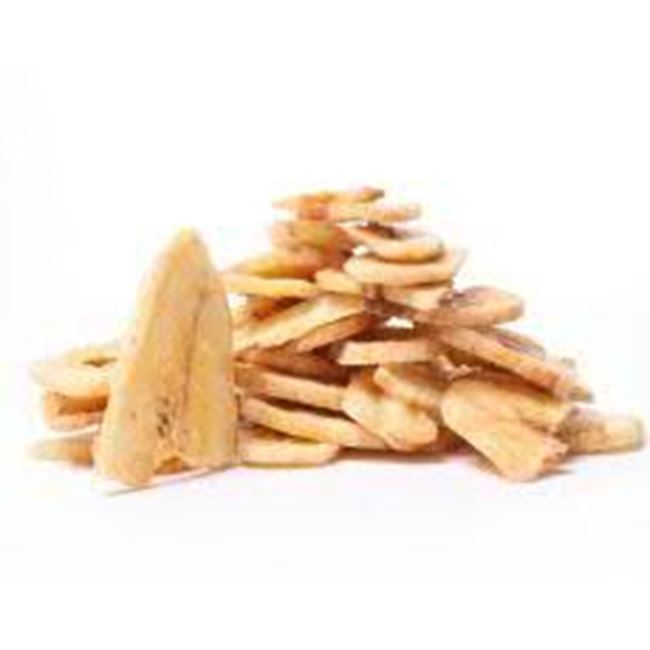 Picture of Banana, Dried per 150g