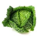Picture of Cabbage Savoy per half