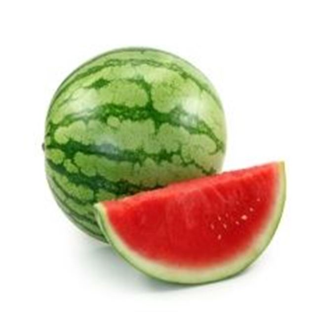 Picture of Watermelon - Seedless per half