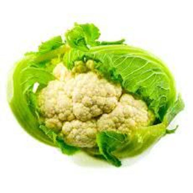 Picture of Cauliflower, Organic per half